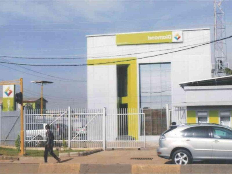 Diamond Bank Akowonjo